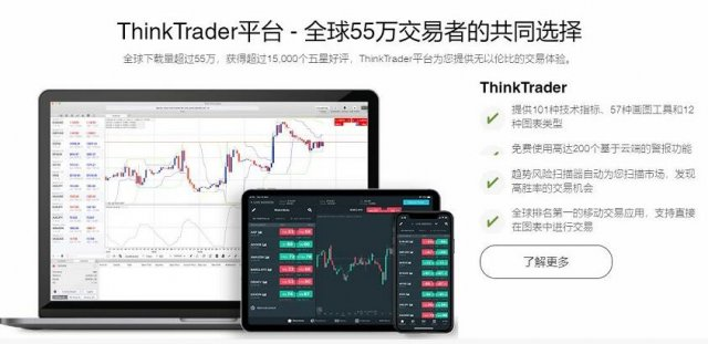 Thinktrader平台